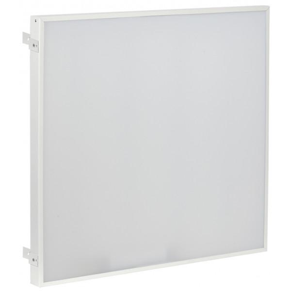 Светодиодная панель ДВО 404065-OP, Грильято,40Вт,6500К,опал IEK